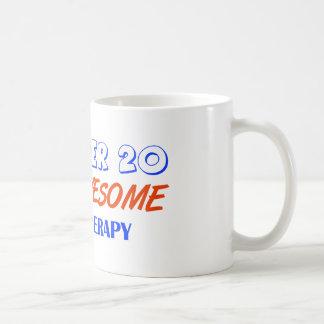 12月20日のデザイン コーヒーマグカップ