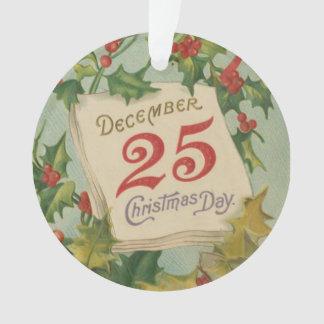 12月25日のクリスマス オーナメント