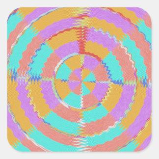 12純粋なエネルギー感情のオーラのクリーニングスペクトル スクエアシール