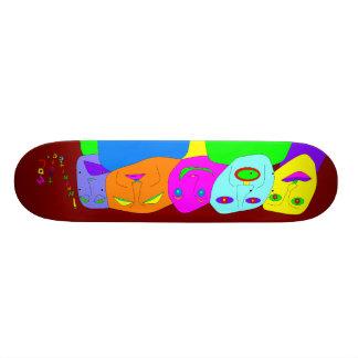 120の感情 オリジナルスケートボード