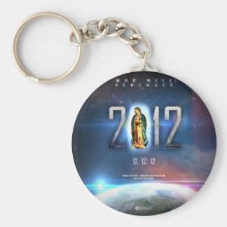 12.12.12グアダルペの私達の女性を祝うこと キーホルダー