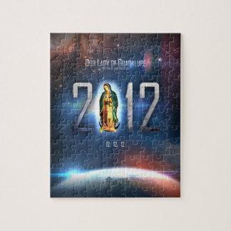 12.12.12グアダルペの私達の女性を祝うこと ジグソーパズル
