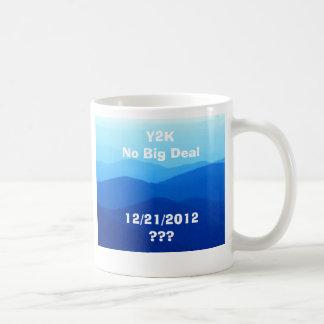 12/21/2012の青空のマグ コーヒーマグカップ