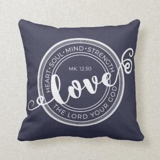12:30愛にYour God Pillow主印を付けて下さい クッション