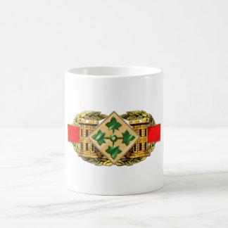 12B第4歩兵部隊 コーヒーマグカップ