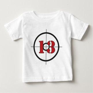 ## 13の## ベビーTシャツ