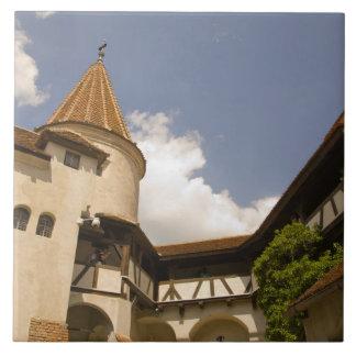 13世紀なぬかの城(Draculasの城)、 タイル