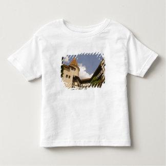 13世紀なぬかの城(Draculasの城)、 トドラーTシャツ