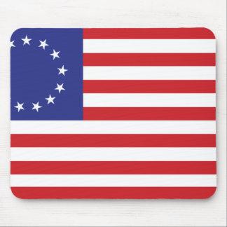 13星米国は印を付けます マウスパッド