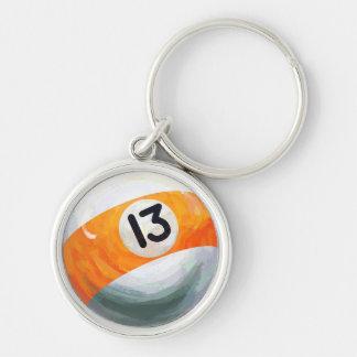 13球 キーホルダー