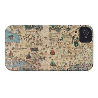 131-0058260/1カタロニアの地図書: Ja著アジアの詳細、 Case-Mate iPhone 4 ケース