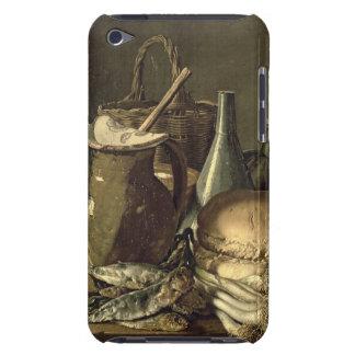 131-0058519/1魚、ニラネギおよびBreaの静物画 Case-Mate iPod Touch ケース