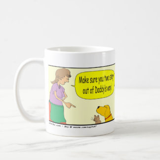 132女中は執事の漫画を呼びます コーヒーマグカップ