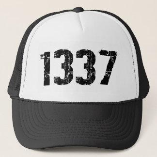 1337年の帽子 キャップ