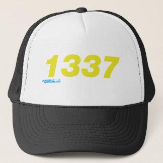 1337年 キャップ