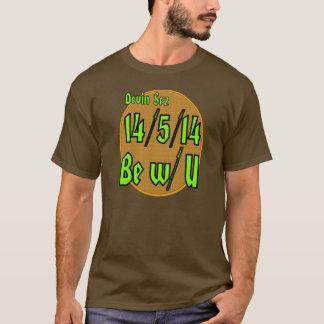 14およびムーア Tシャツ