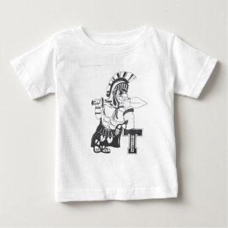 14以下のCPのトロイ人 ベビーTシャツ