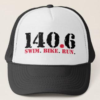 140.6水泳のバイクの操業 キャップ