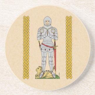 1430年頃英国の騎士、 コースター