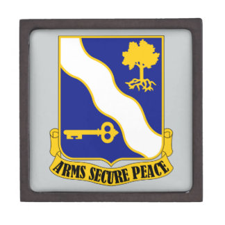 143rd歩兵連隊-腕は平和を保証します ギフトボックス