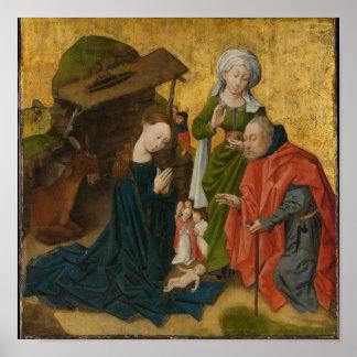 1460年頃出生、 ポスター