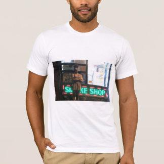 14rth通りの煙の店NYC Tシャツ