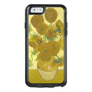 15のヒマワリGalleryHDが付いているゴッホのつぼ オッターボックスiPhone 6/6sケース