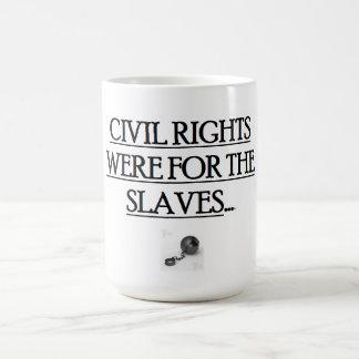 15のoz。 人権のコーヒー・マグはのためにありました コーヒーマグカップ