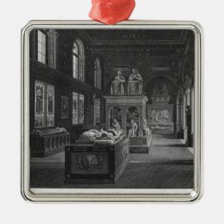 15世紀な部屋、Musee des記念碑 メタルオーナメント