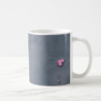 150ミクロンの鋳鉄(逆になる) コーヒーマグカップ
