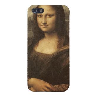 1505-1513年頃レオナルド・ダ・ヴィンチ著モナ・リザ iPhone 5 CASE