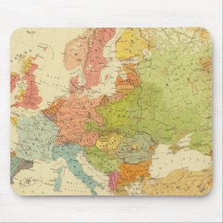 1516ヨーロッパの民族誌 マウスパッド
