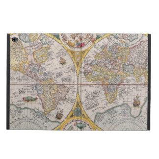 1525年からの中世世界地図 POWIS iPad AIR 2 ケース
