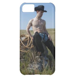 15693 RAのカウボーイ iPhone5Cケース