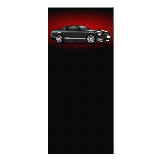 158479高速車CAR-RACINGの熱いスタイルの自動車G ラックカード