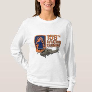159th航空-アパッシュ tシャツ