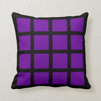 16正方形の写真のコラージュ クッション
