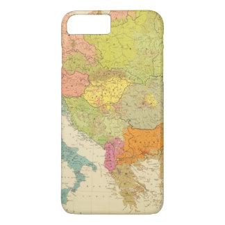 16民族誌のヨーロッパ人 iPhone 8 PLUS/7 PLUSケース