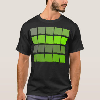 16進法は色相281-300を着色します Tシャツ