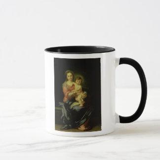 1638年後のマドンナそして子供、 マグカップ