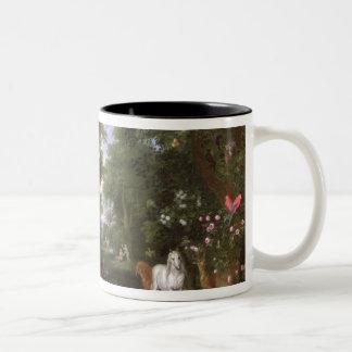 1659年エデンの園 ツートーンマグカップ