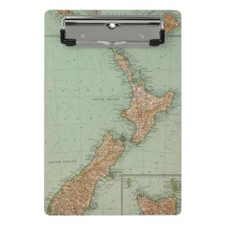 169ニュージーランド、ハワイ、タスマニア ミニクリップボード