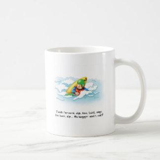 16. フリースタイル コーヒーマグカップ