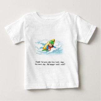 16. フリースタイル ベビーTシャツ