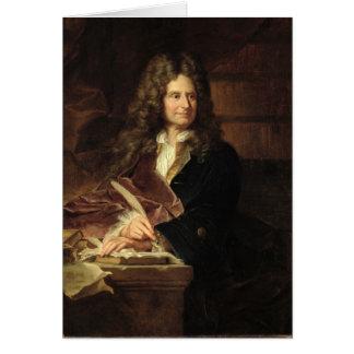 1704年後のニコラスBoileau カード