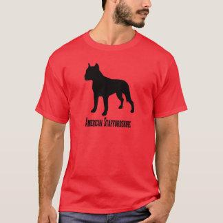 1715112006アメリカ(犬)スタッフォードテリア(Animale Tシャツ