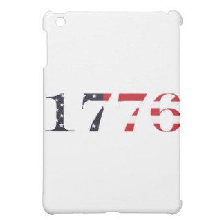 1776年のロゴ iPad MINIケース