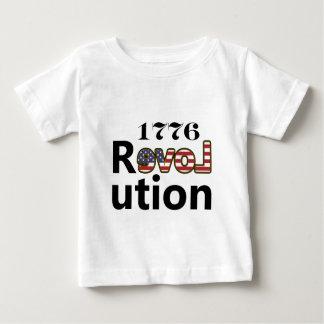 """1776年の""""愛米国""""の改革 ベビーTシャツ"""