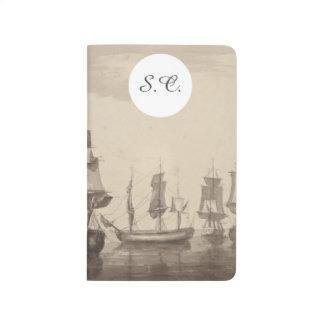 1776年6月26日の船 ポケットジャーナル