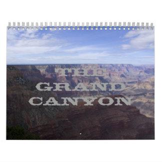 18か月のグランドキャニオン2014年- 15 カレンダー